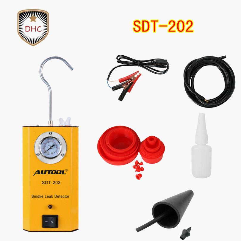 [해외]?자동차 누출 탐지기 자동차 진단용 특수 목적 용 SDT202 용 무료 AUTOOL SDT-202 자동차 연기 기계/ Free AUTOOL SDT-202 Car Smoke Machines For  SDT202 For Cars Leak Locator Automot