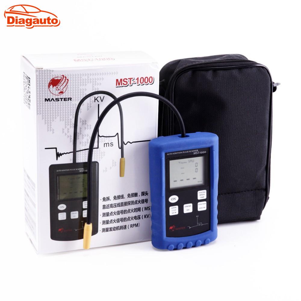 [해외]Diagauto 자동차 진단 / MST-1000 / 다기능 점화 펄스 스캐너 Signal & amp; 자동차 & amp; 모터 / CE/Diagauto Automotive Diagnostic/ MST-1000/Multifunctional Ignit