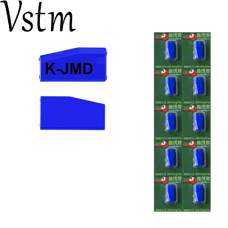 [해외]46 / 4C / 4D / G 칩을 복제하는 CBAY 핸디 베이비 키 복사기를새로운 5 PC / LOT 오리지널 JMD 킹 칩/New 5 PCS /LOT Original JMD King Chip for CBAY Handy Baby Key Copier to Clo