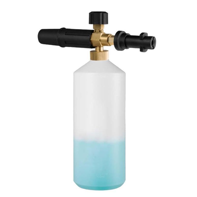 [해외]1pcs Car-Styling Foam 건 Karcher K2-K7에 대 한 세차 압력 세탁기 자동차 세탁기 가변 눈 폼 랜스 거품 캐논 도구 Hot/1Pcs Car-Styling Foam Gun Car Wash Pressure Washer for Karcher