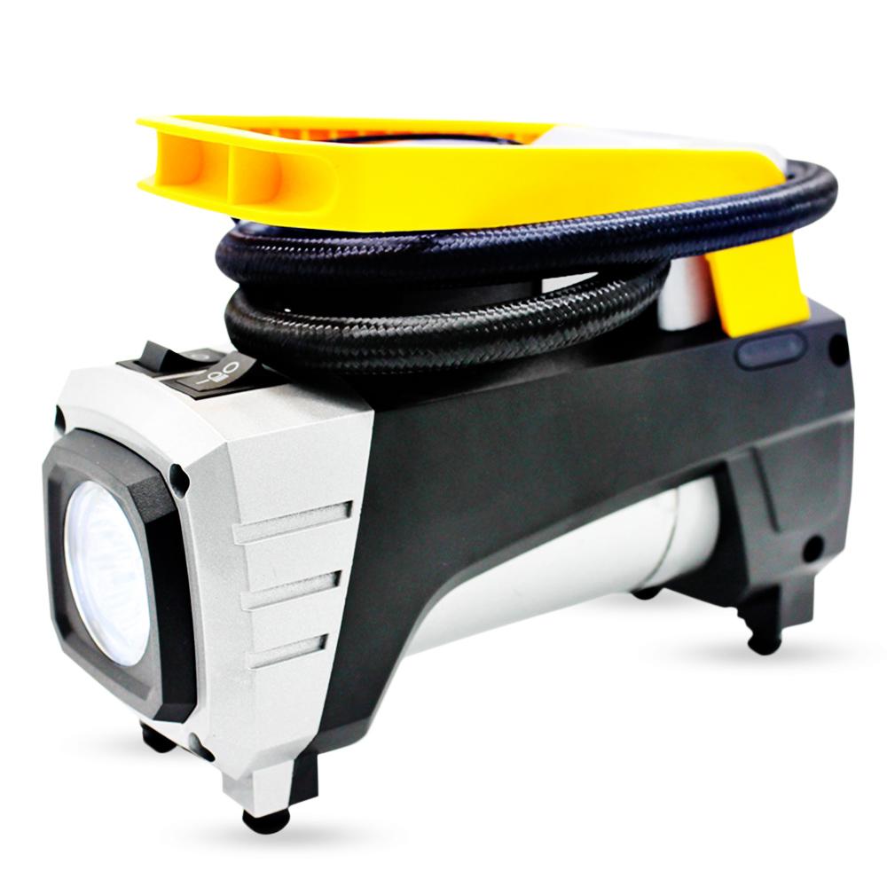 [해외]휴대용 12V 자동차 전기 타이어 팽창기 펌프 공기 압축기 팽창기 펌프 오토바이에 대한 디지털 디스플레이 사전 설정 타이어 압력/Portable 12V Car Electric Tire Inflator Pump Air Compressor Inflator Pump