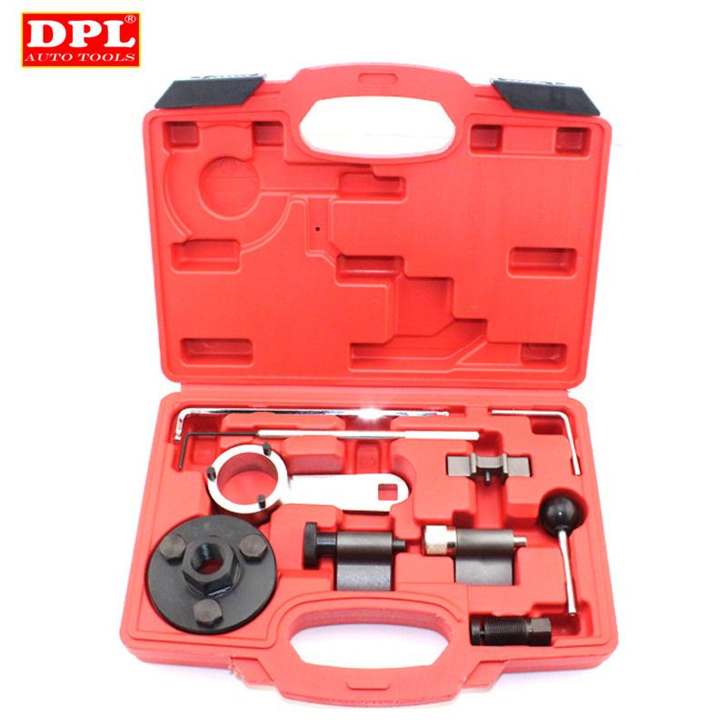 [해외]엔진 캠축 잠금 설정 타이밍 도구 키트 Audi A1 / A3 / A4 / A5 / A6 / TT Skoda VW VAG 1.6 / 2.0L TDI ST0196/Engine Camshaft Locking Setting Timing Tool Kit For Audi