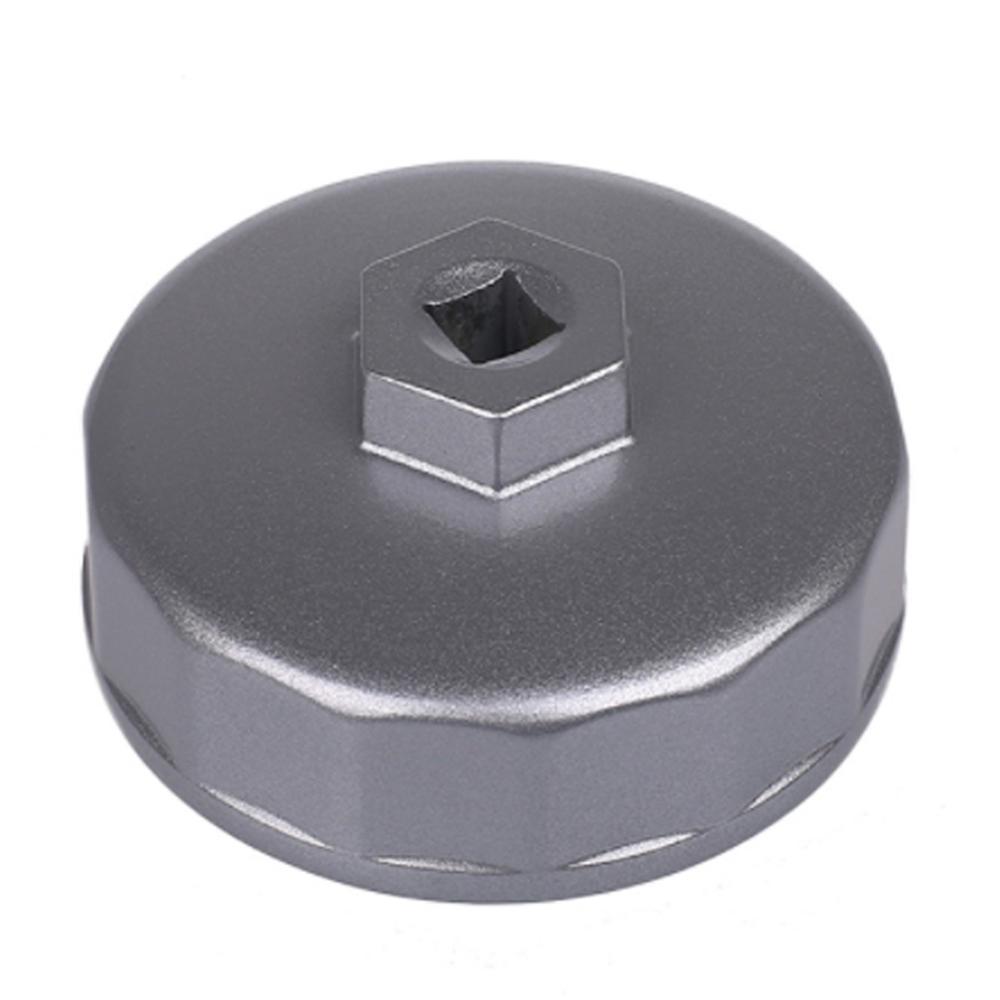 [해외]74mm Merutes 벤츠, 단거리 선수, 폭스 바겐, 아우디, 포르쉐, 폭스 바겐, 마쓰다, 닷지를14 Fluters 비 슬립 오일 필터 렌치 엔진 도구/74mm 14 Fluters Non-slip Oil Filter Wrench Engine Tool for