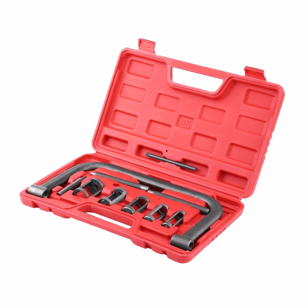 [해외]해외 - VGEBY 10Pcs / Set 밸브 스프링 컴프레서 키트 제거 인스톨러 도구 (밴 자동차 엔진 용) Spring Compressor/Overseas - VGEBY 10Pcs/Set Valve Spring Compressor Kit Removal Ins