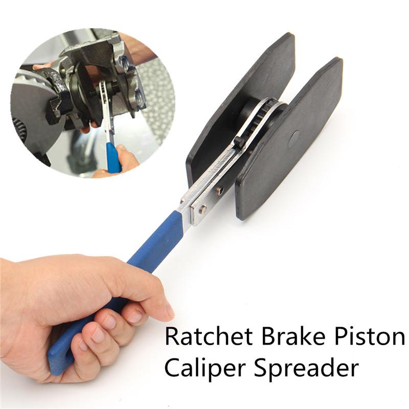 [해외]자동차 래칫 브레이크 피스톤 캘리퍼스 스프레더 공구 브레이크 캘리퍼스 프레스 트윈 쿼드 세퍼레이터 패드 설치 도구/Car Ratchet Brake Piston Caliper Spreader Tool Brake Caliper Press Twin Quad Separ