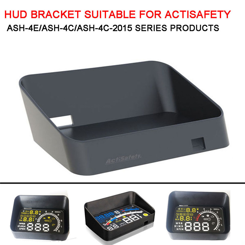[해외]5.5 & ActiSafety ASH-4E / ASH-4C / ASH-4C 시리즈 제품을전시 HUD 홀더 후드 차 OBD II EOBD HUD 브래킷/5.5& Head Up Display HUD Holder Case Hood Car OBD II EOBD