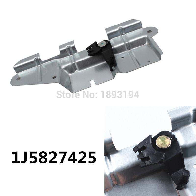 [해외]모터 어셈블리 트렁크 테일 게이트 래치 브래킷 VW 용 모터가없는 액추에이터 Jetta MK4 1J5 827 425 F/Motor Assembly Trunk Tailgate Latch Bracket Actuator Without Motor For VW Jetta