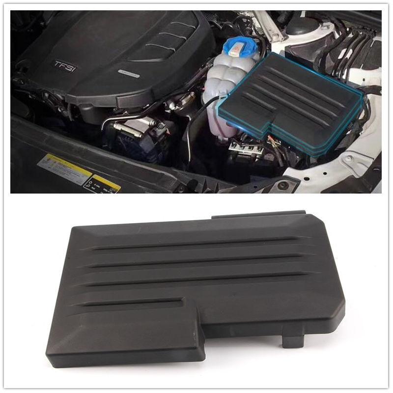 [해외]아우디 2017-2018 A4L A5 B9 엔진 보호 커버 컴퓨터 커버 커버 커버 패널 커버/For  Audi 2017-2018 A4L A5 B9 engine protection cover computer cover cover cover panel cover