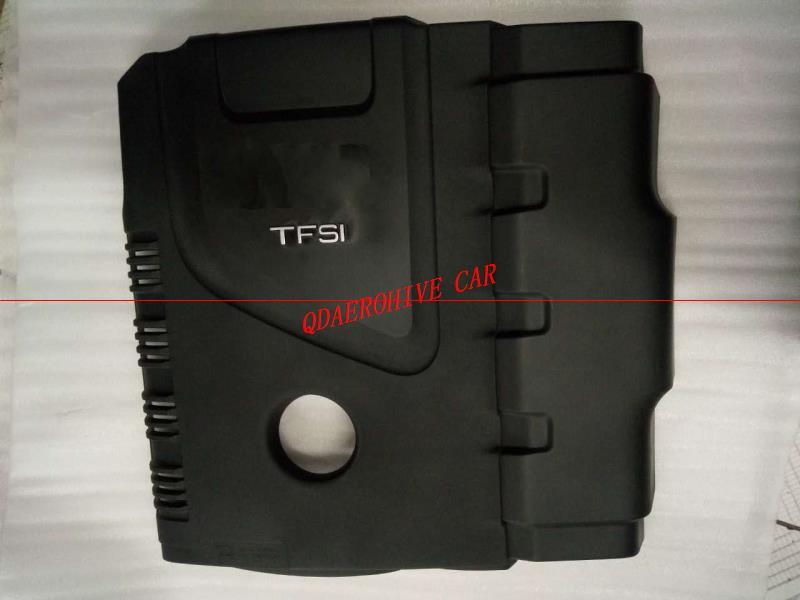 [해외]QDAEROHIVE 엔진 먼지 커버 AUDI A4 S4 B8 용 Allroad A5 S5 A6 C7 Q5 1.8 2.0 TFSI/QDAEROHIVE Engine dust cover For AUDI A4 S4 B8 Allroad A5 S5 A6 C7 Q5 1.8
