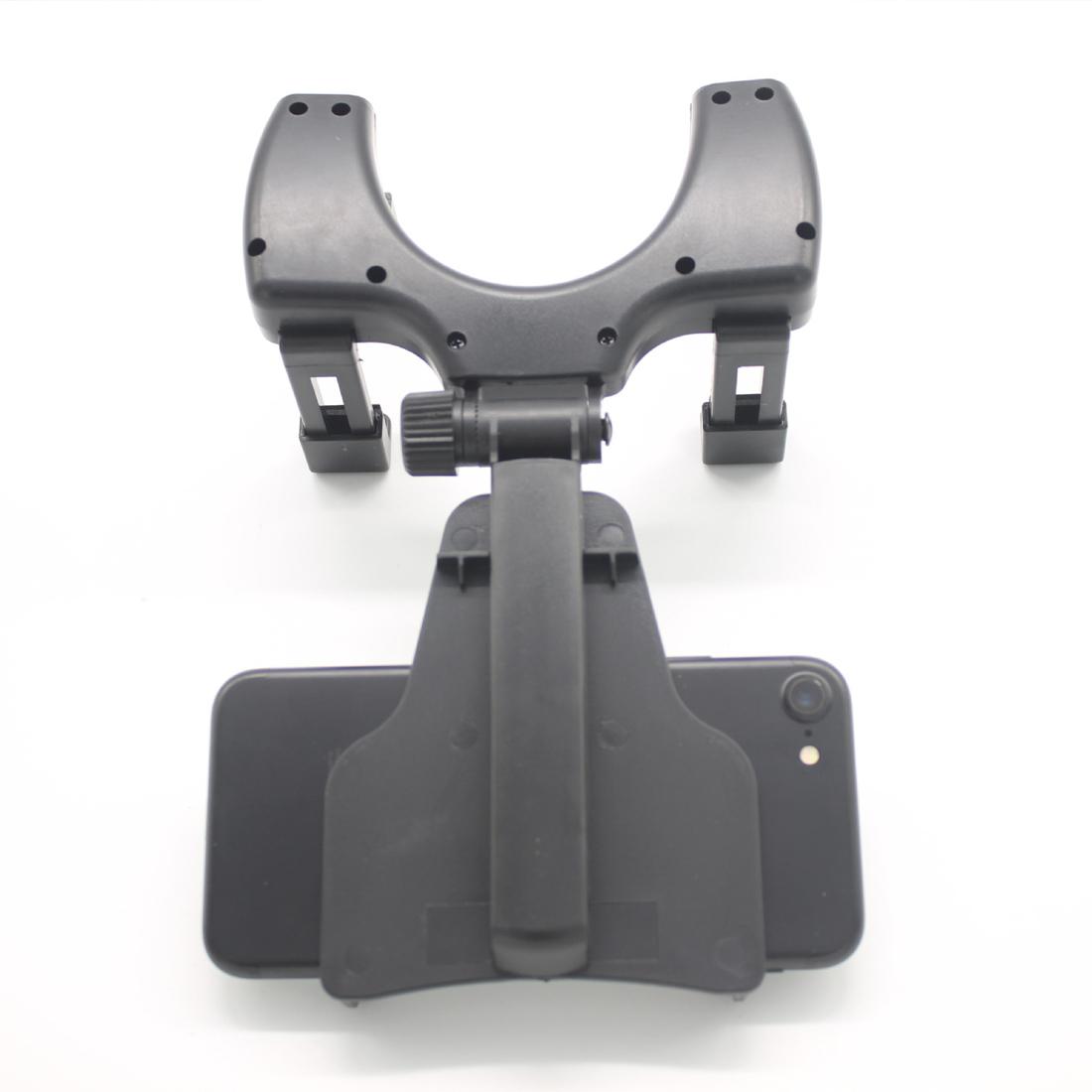 [해외]Dewtreetali 유니버설 조정 가능한 자동차 자동 사이드 미러 마운트 휴대 전화 홀더 브래킷은 휴대 전화 GPS를스탠드/Dewtreetali Universal Adjustable Car Auto Rearview Mirror Mount Cell Phone H