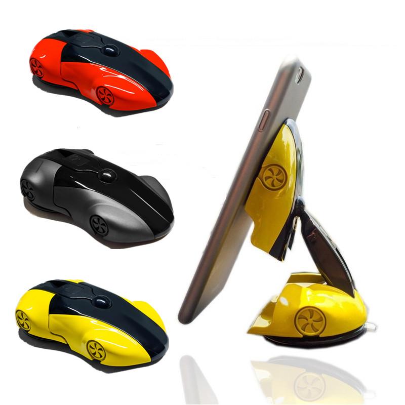 [해외]패션 스포츠 자동차 자동 전화 홀더 석션 휴대 전화 홀더 360 회전 GPS 스탠드 대시 보드 대시 보드/Fashion Sports Car Auto Phone Holder Suction Mobile Phone Holder 360 Rotation GPS Stand