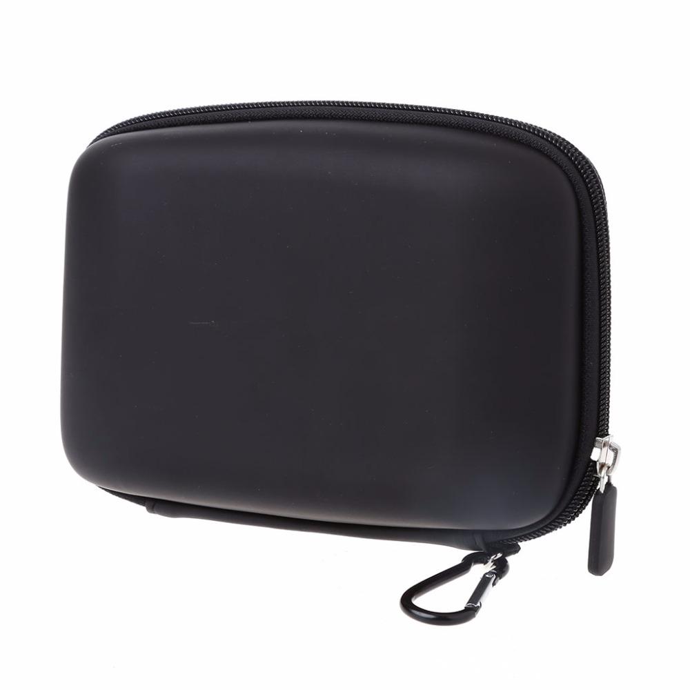[해외]6 인치 PU 하드 쉘 운반 가방 케이스 커버 자동차 토 Nav 홀더 GPS TomTom 시작 60 가민 보호 커버 주머니 C45/6 Inch PU Hard Shell Carry Bag Case Cover In Car Sat Nav Holder For GPS T