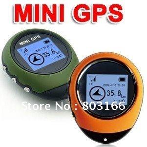 [해외]미니 휴대용 키 체인 GPS Navigation1.4 인치 USB 충전식 미니 GPS/Mini Handheld Keychain GPS Navigation1.4 inch USB Rechargeable Mini GPS