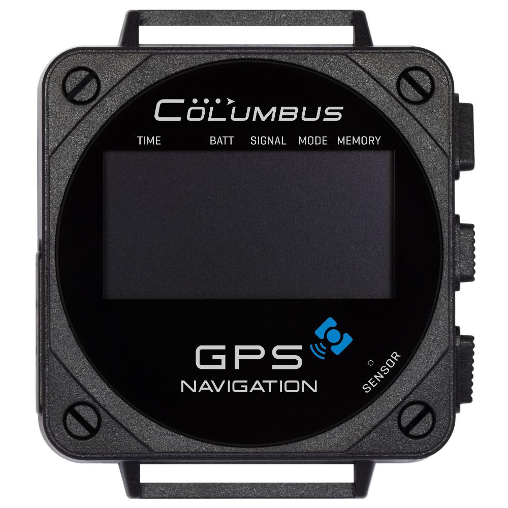 [해외]콜롬부스 V-1000 착용 할 수있는 GPS 자료 기록 장치 66 수로 옥외 GPS sprots MTK3339 칩셋 GPS / 압력 / 온도 감지기를보십시오/Columbus V-1000 wearable GPS Data logger 66 channels outdo