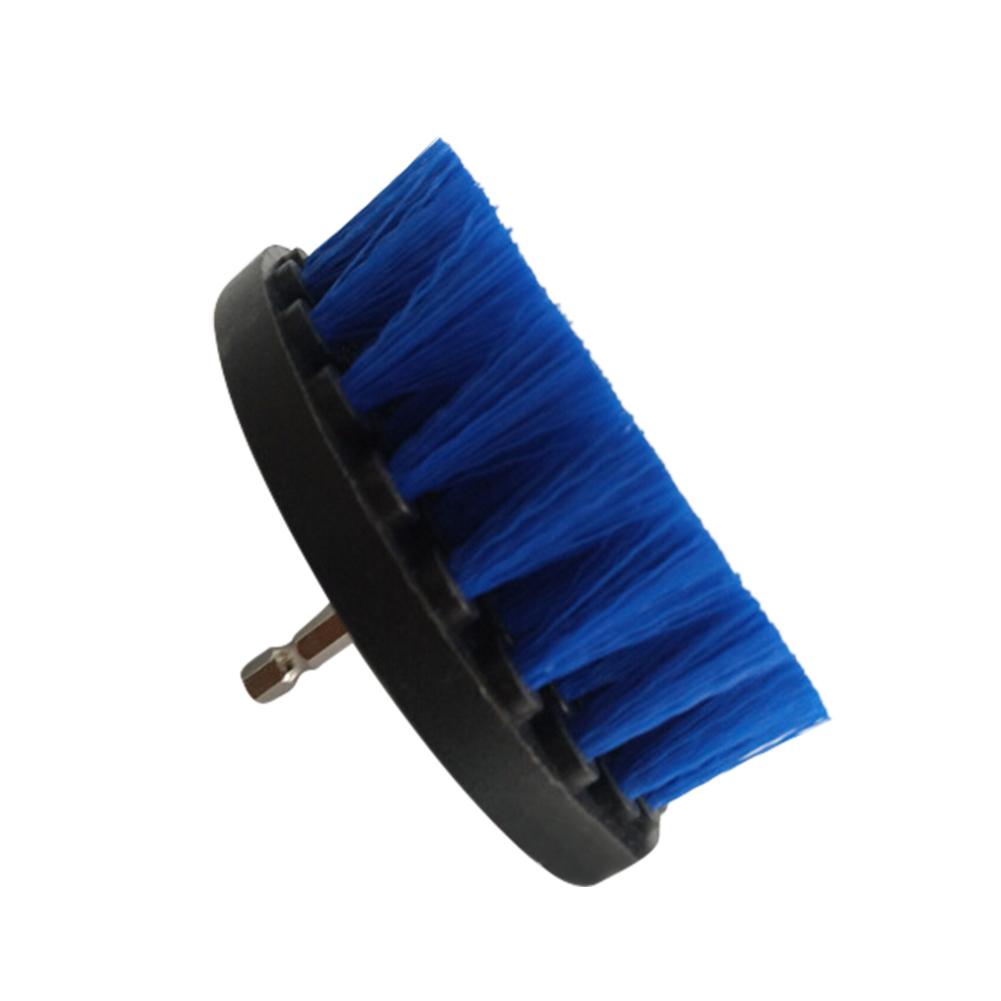 [해외]4 & 플라스틱 와이어 닦고 브러시 자동차 타이어 전기 드릴 청소를디스크 브러시 청소/4&&  Plastic Wire Scrubbing Brush Car Tires Electric Drill Cleaning Disc Brush For Cleaning