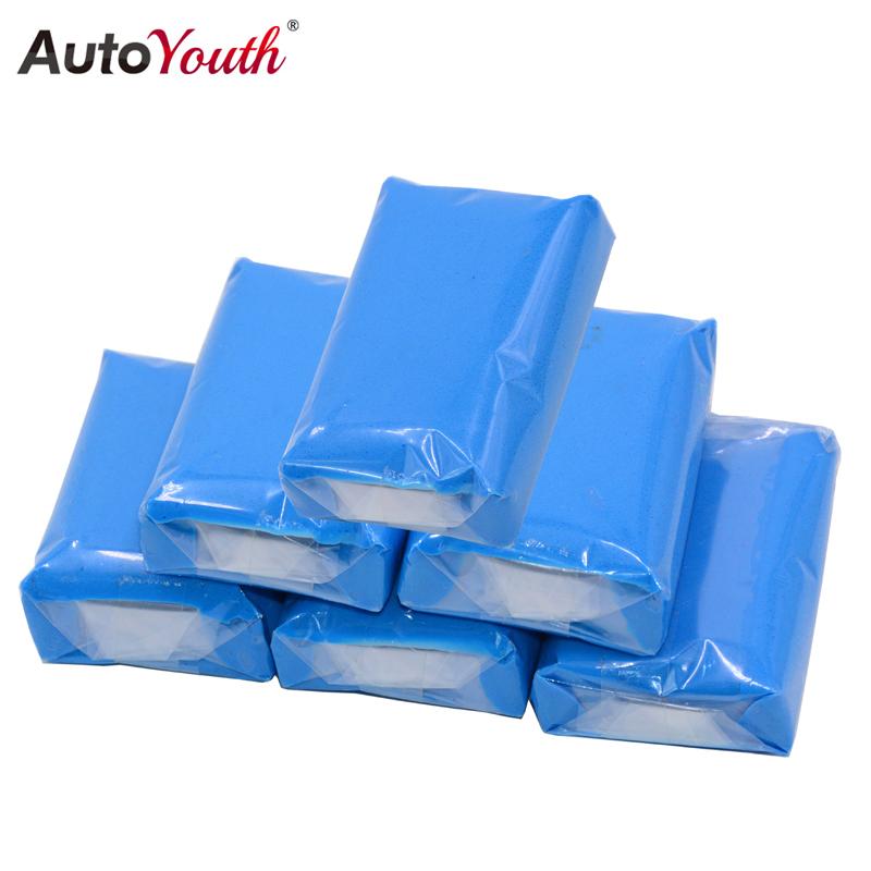 [해외]6PCS 자동차 세척 진흙 자동 매직 청소 클레이 바 매직 자동차 자세히 클레이 디테일 청소 청소 자동 페인트 유지 보수/6PCS Car Washing Mud Auto Magic Clean Clay Bar For Magic Car Detailing Cleanin