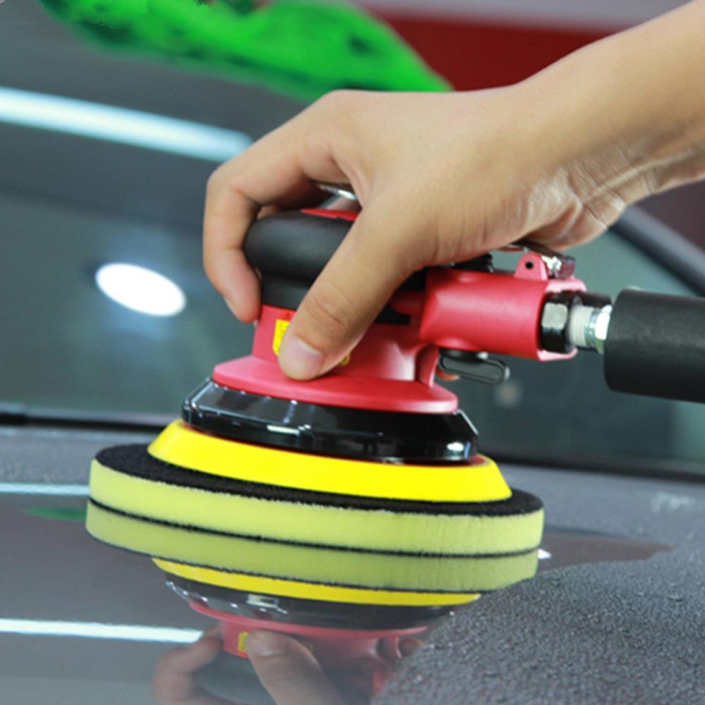 [해외]자동차 세탁 매직 클레이 바 패드 자동차 페인트 케어 버프 패드 폴리싱 패드 매직 클레이 폴란드어 스펀지 왁스 라운드 청소 패드 세차장/Car Washing Magic Clay Bar Pad Car paint Care Buff Pad Polishing Pad M