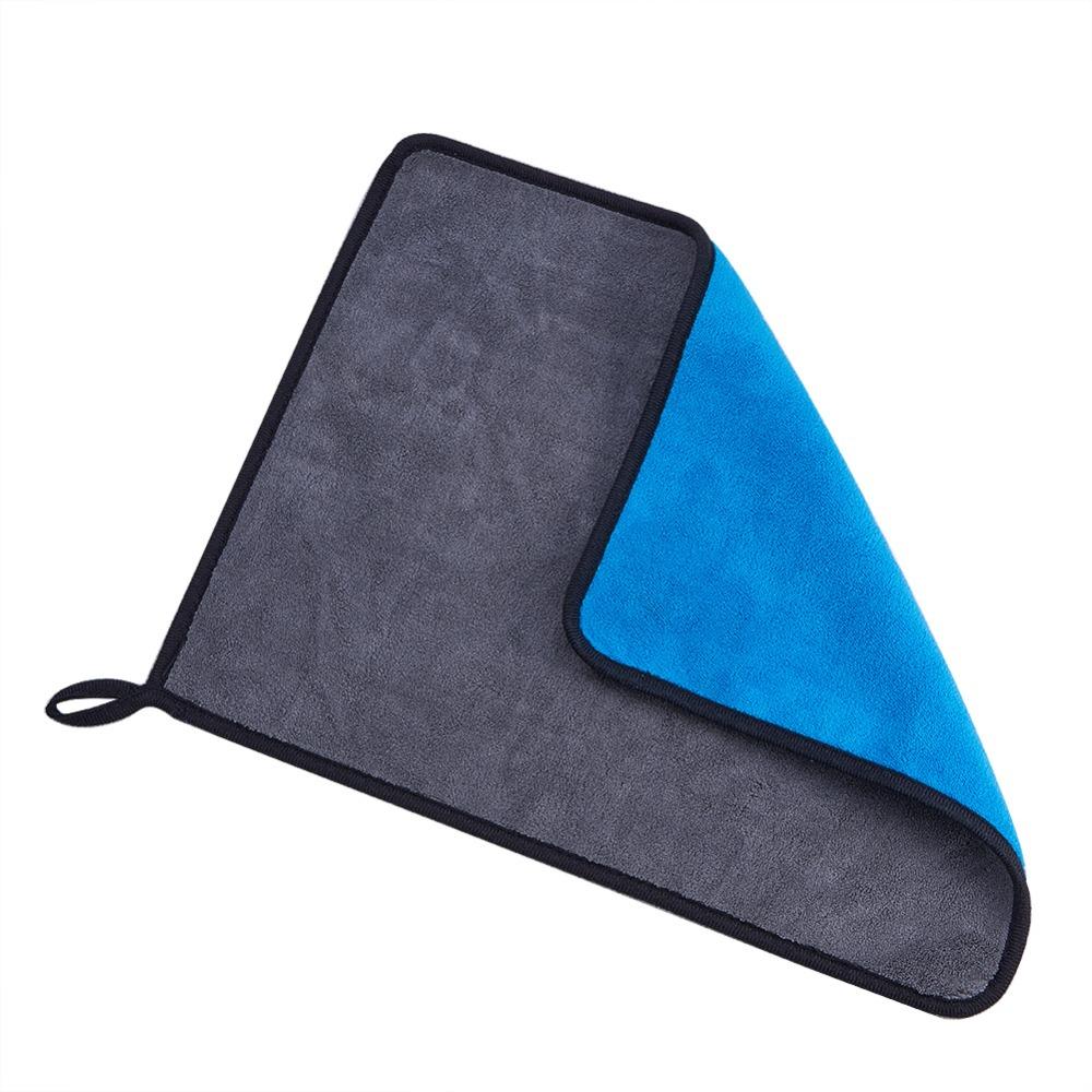 [해외]자동차 관리 청소 옷감 마이크로 화이버 타올 소프트 버핑 왁스 폴란드 타올 자동차 클린 액세서리/Car Care Cleaning Cloths Microfiber Towel Soft Buffing Wax Polish Towels Automobile Clean Ac