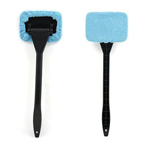 [해외]LumiParty 마이크로 화이버 자동차 안경 클리너 앞 유리 브러시 New 07YS 자동 창 클리너 세척 가능 클리닝 도구/LumiParty Microfiber Car Glasses Cleaner Windshield Brush New 07YS Auto Wind
