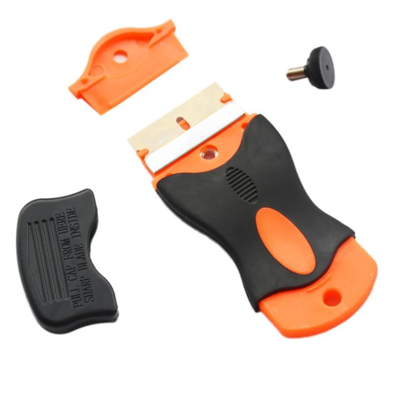 [해외]자동차 스노우 셔블 면도기 스크레이퍼 창 접착제 예비 에어 리무버 면도기 블레이드 아이스 스크레이퍼 9449 7801/Car Snow Shovel Razor Scraper Window Glue Spare Air Remover Razor Blade Ice Scra