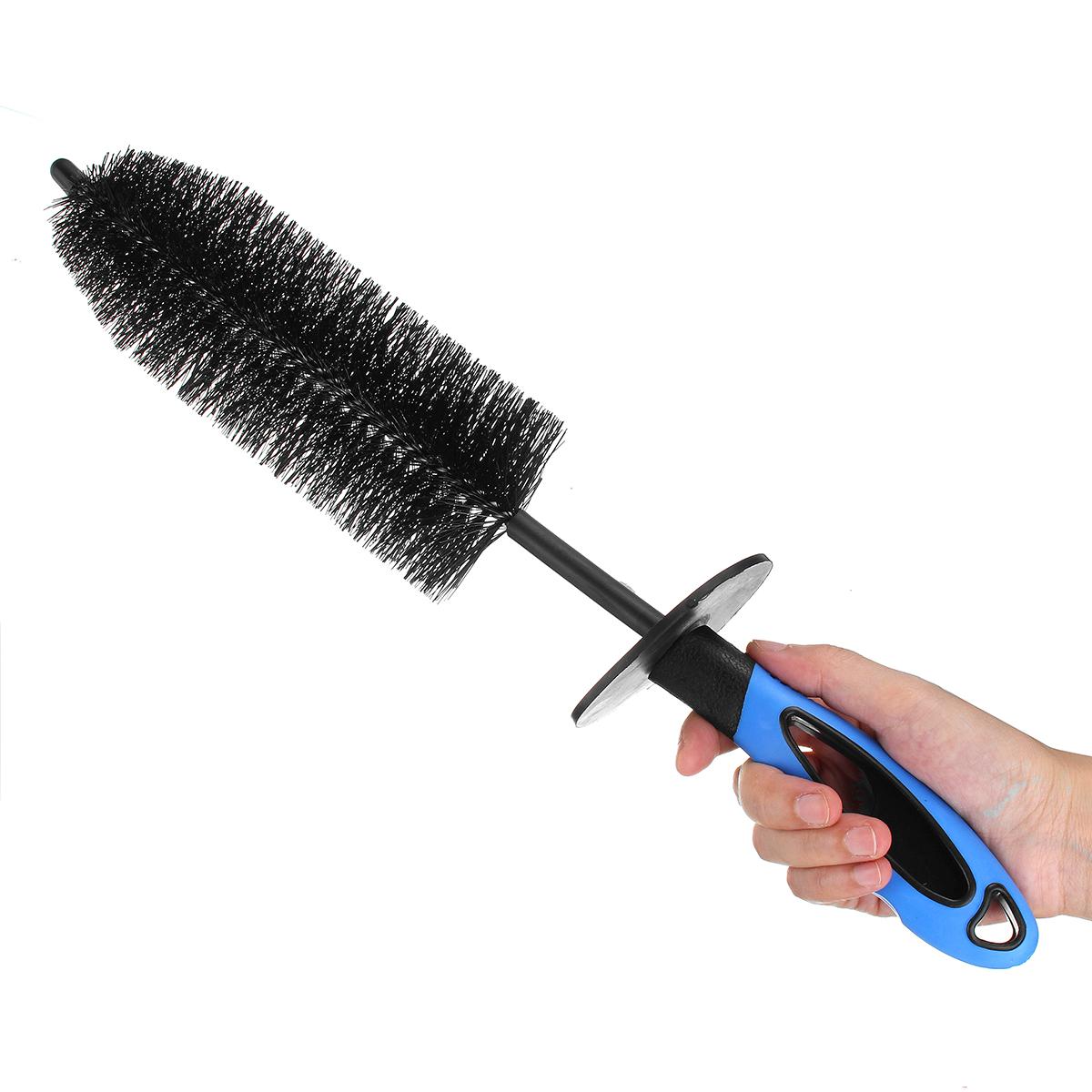 [해외]45cm 자동차 자동 허브 휠 타이어 림 스크럽 브러시 스크럽 브러쉬 먼지 청소 클리너 도구를 청소/45cm Car Auto Hubs Wheel Tire Rim Scrub Brush Scrub Cleaning Brush Dust Washing Cleaner To