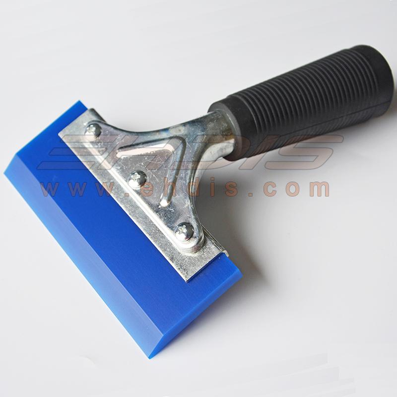 [해외]5 & ??프로 스퀴지 베벨 블레이드 디럭스 핸들 자동 창 클리너 고무 스퀴지 도구/5& Pro Squeegee Bevelled Blade Deluxe Handle Auto Window Cleaner Rubber Squeegee Tool