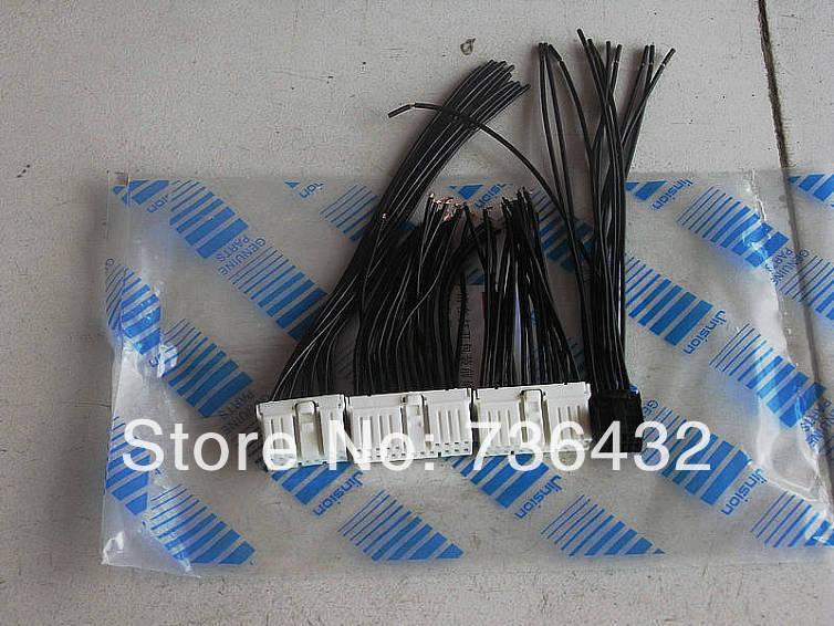[해외]?Kobelco SK200 - 3 콘솔 플러그 - Kobelco 파고 기계 컨트롤러 플러그 - 후크 기계 - 파고 기계 부품/ Kobelco SK200 - 3 console plug - Kobelco digging machine controller plug -