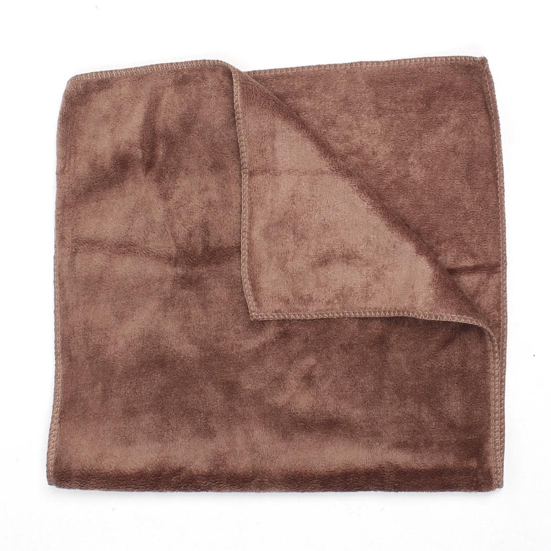 [해외]UXCELL 자동차 브라운 직사각형 61 X 32Cm 마이크로 화이버 타올 청소 천/UXCELL Car Brown Rectangle 61 X 32Cm Microfiber Towel Cleaning Cloth