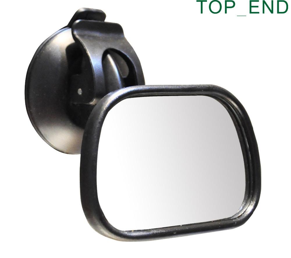 [해외]1 개 ,, 새 차 안전 쉬운보기로 돌아 가기 좌석 흡입 거울, 베이비 케어 후면 구청 베이비 케어, 조정, 산산조각 - 증명/1pc,,New Car Safety Easy View Back Seat Suction Mirror,Baby Care Rear Ward
