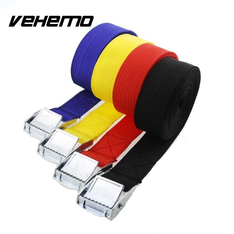 [해외]Vehemo 2.5M 자동차 자동 보트 고정 스트랩 수하물 벨트 RetractorAlloy 버클/Vehemo 2.5M Car Auto Boat Fixed Strap Luggage Belt RetractorAlloy Buckle