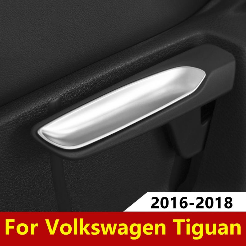 [해외]자동차 좌석 조정 렌치 커버 트림 ABS 장식 장식 폭스 바겐 폭스 바겐 Tiguan MK2 Touran 골프 MK7 T-ROC T ROC 2017 2018/Car Seat Adjustment Wrench Cover Trim ABS Decorative Sequi