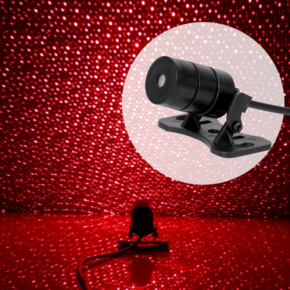 [해외]Forauto 자동차 분위기 스타 라이트 dj 음악 사운드 램프 별이 빛나는 프로젝션 음성 제어 자동차 지붕 조명 인테리어 장식 조명/Forauto 자동차 분위기 스타 라이트 dj 음악 사운드 램프 별이 빛나는 프로젝션 음성 제어 자동차 지붕