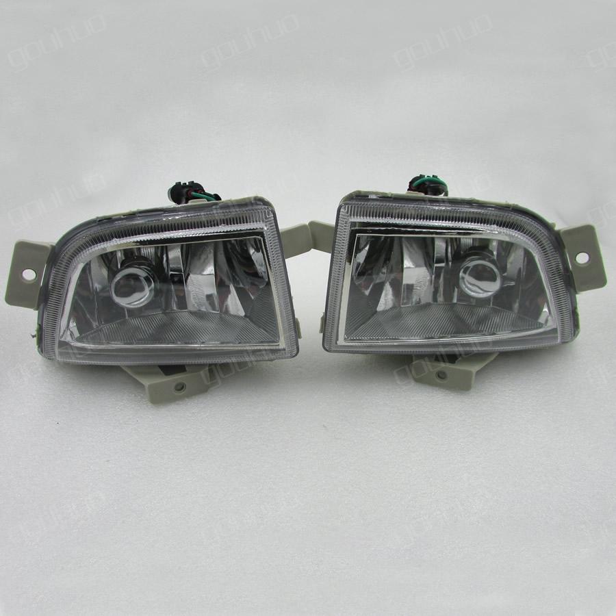 [해외]for  Chevrolet Aveo 06-08 front fog lamp assembly bumper light Left and right 2PCS/for  Chevrolet Aveo 06-08 front fog lamp assembly bumper light