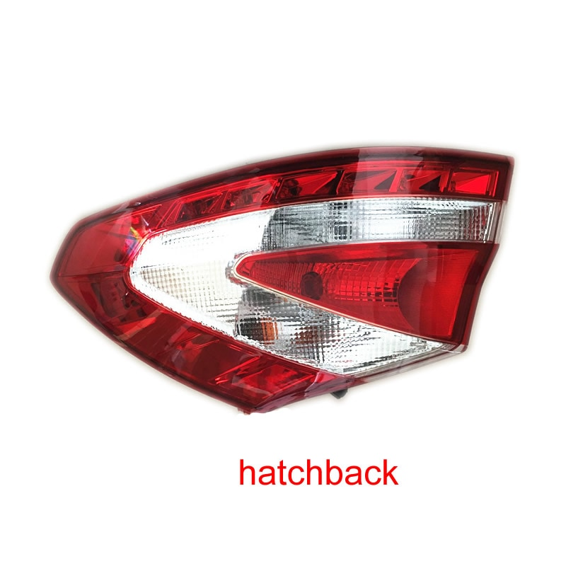 [해외]Chery fulwin 2 2013-2016 테일 라이트 테일 램프 어셈블리 fulwin 2 hatchback/Chery fulwin 2 2013-2016 테일 라이트 테일 램프 어셈블리 fulwin 2 hatchback