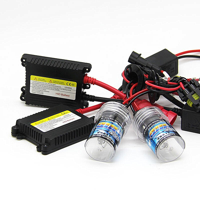 [해외]Xenon Hid Kit h4-3 9004 9007 Bixenon HI/LO beam Bi Xenon 12V55W H4 HB2 9003 H/L xenon HID replacement kit for Car headlight/Xenon Hid Kit h4-3 900