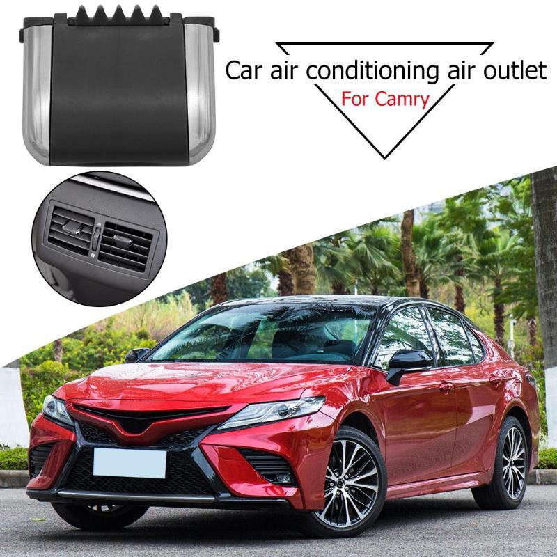 [해외]Car Rear Air Conditioning air outlet buckle A/C Air Vent Outlet Tab Clip Repair Kit for Camry Back Row Pull Clip/Car Rear Air Conditioning air out