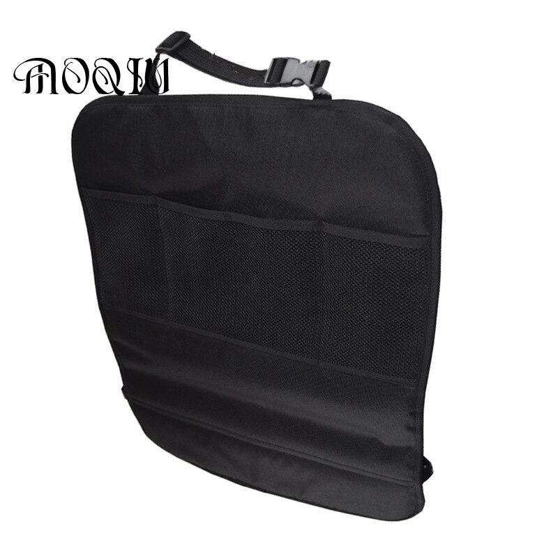 [해외]MOQIU Back Kick Back Seat Protectors Storage Organizer Pocket / Best for Dirt Protection , Waterproof  Car Seat Covers/MOQIU Back Kick Back Seat P