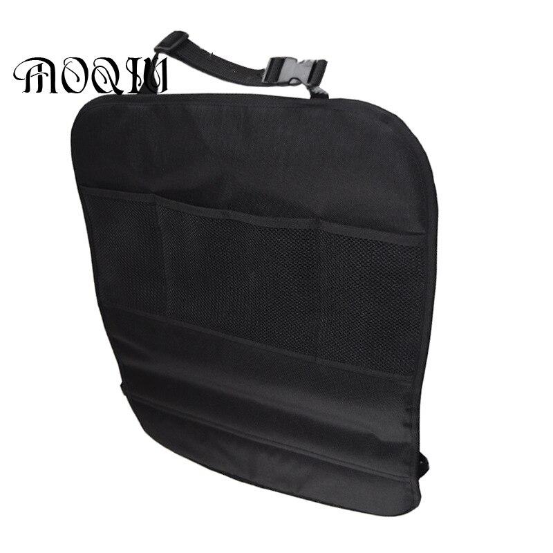 [해외]MOQIU Back Kick Back Seat Protectors Storage Organizer Pocket / Best for Dirt Protection , Waterproof  Car Seat Covers/MOQIU Back Kick Back Seat P