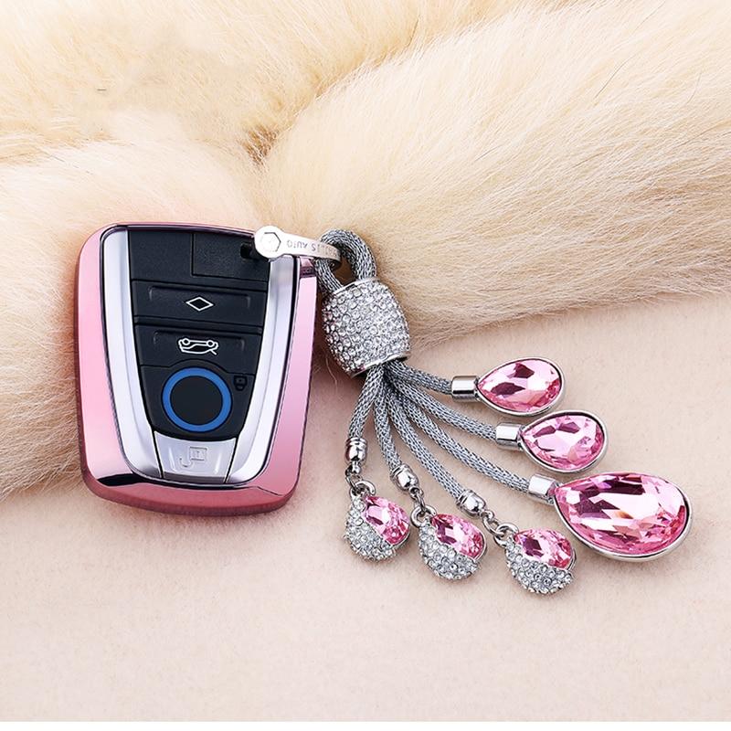 소프트 TPU 자동차 키 케이스 커버 BMW I3 I8 시리즈 보호 키 쉘 자동차 스타일링 자동 키 체인 링 액세서리 무료 배송