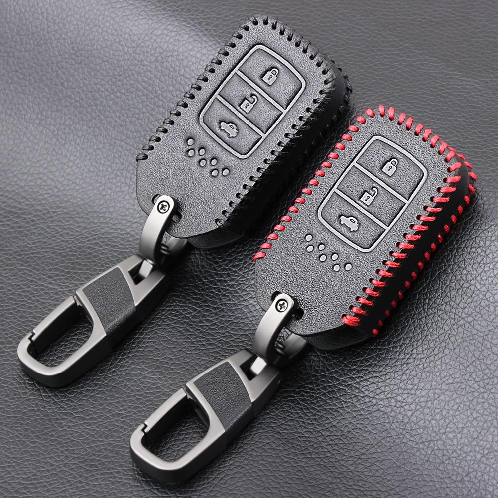 3 버튼 자동차 원격 키 뚜껑 커버 케이스 홀더 혼다 CRV 파일럿 어코드 Civic Fit Freed keyless entry Car styling
