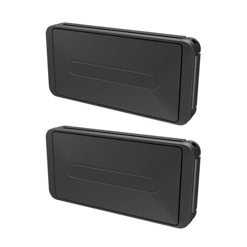 [해외]2 Pcs Universal Car Safety Belt Clip Adjustable Seat Belts Holder for Audi A1 A2 A3 A4 A5 A6 A7 A8 Q2 Q3-Q7 S3-S8 TT TTS RS3-RS6/2 Pcs Universal C