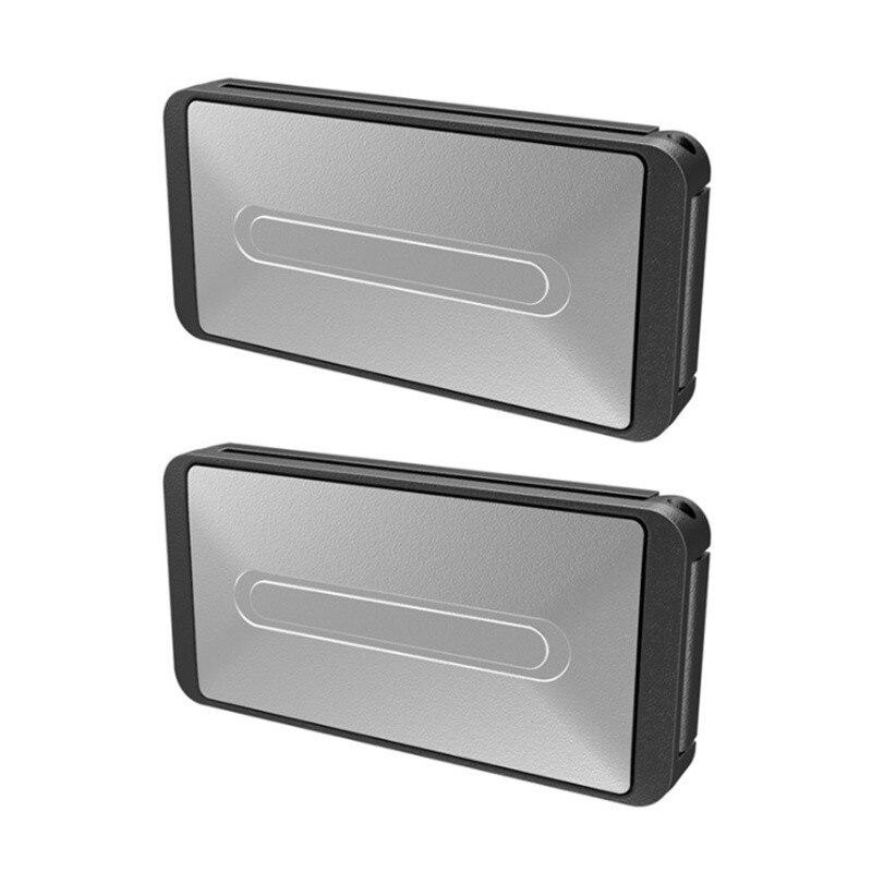[해외]2X Car Safety Belt Clip Seat Belts Holder Auto Accessories for Chrysler Aspen Pacifica PT Cruiser Sebring Town Country/2X Car Safety Belt Clip Sea