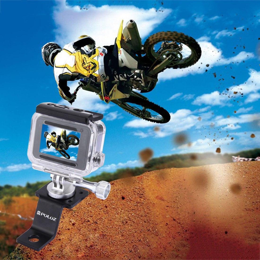 오토바이 부품 cnc 알루미늄 합금 백미러 브래킷 모토 마운트베이스 프레임 5 색 백미러 브래킷 홀드 카메라