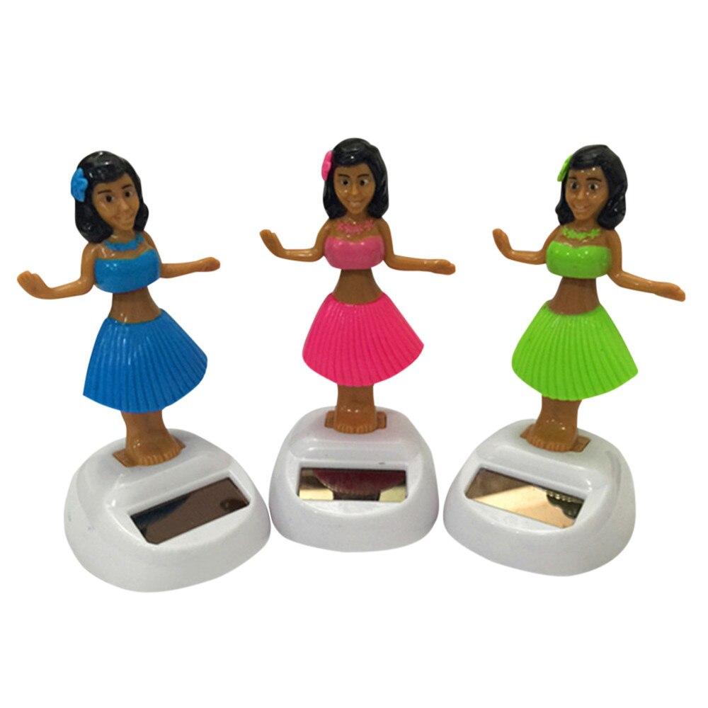 [해외]HOT car accessories Solar Powered Dancing Animal Swinging Animated Bobble Dancer Toy Car Decor New Drop shipping 18 Sept 21/HOT car accessories So