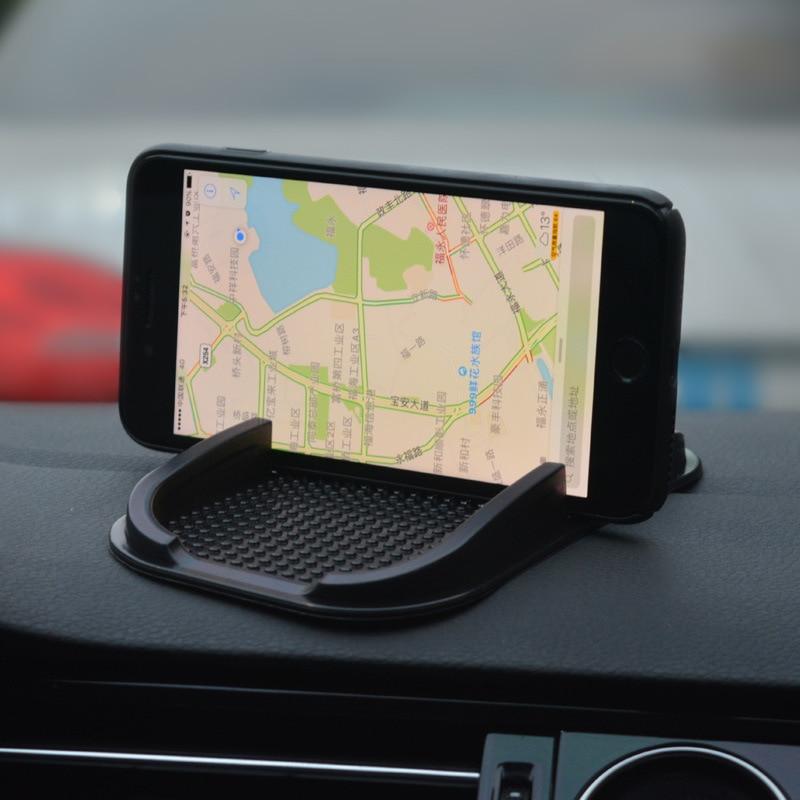 안티-슬립 자동차 스티커 패드 매트 휴대 전화 스티커 액세서리 마운트 스틱 마운트 및 홀더 자동차 미끄럼 방지 매트