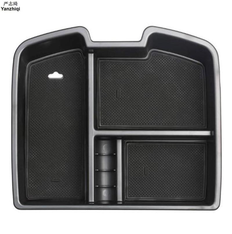 [해외]for Chevrolet Avalanche Chevy Suburban Tahoe Silverado for GMC Armrest Storage Center Console Organizer Glove Tray Holder Box/for Chevrolet Avalan