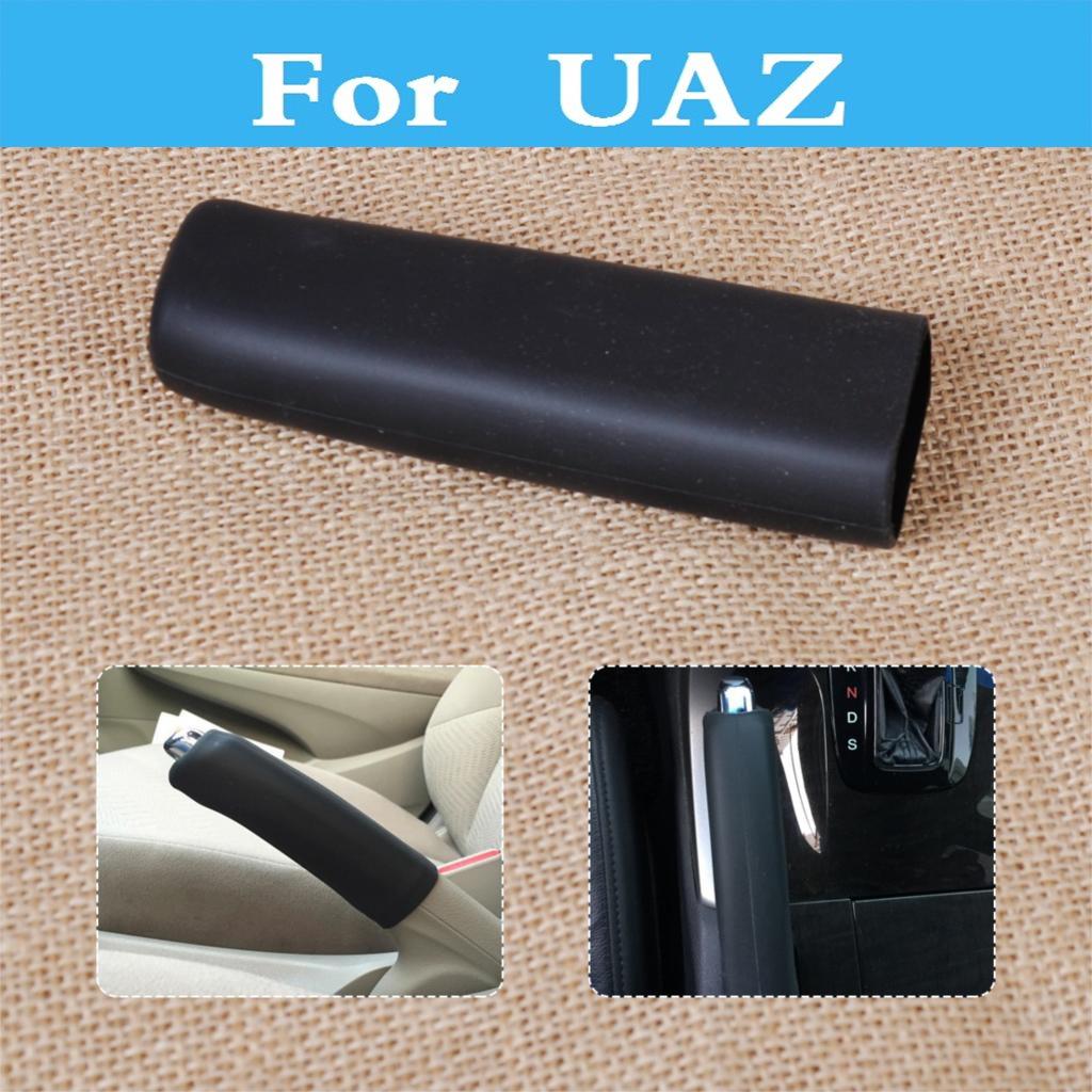 [해외]Car Auto Handbrake Hand Brake Case Black Cover Sleeve Decorative Cover For Uaz Patriot 31512 3153 3159 3162 Simbir 469 Hunter/Car Auto Handbrake H