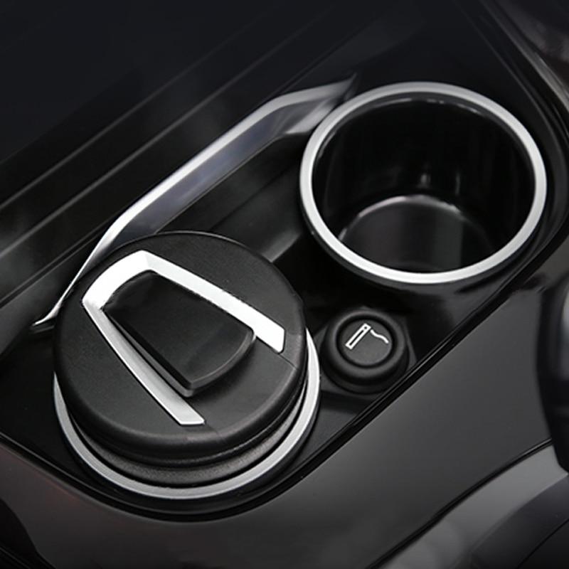 Mitsubishi ASX/Outlander/Lancer 용 자동차 신소재 고 난연성 자동차 고온 LED 재떨이