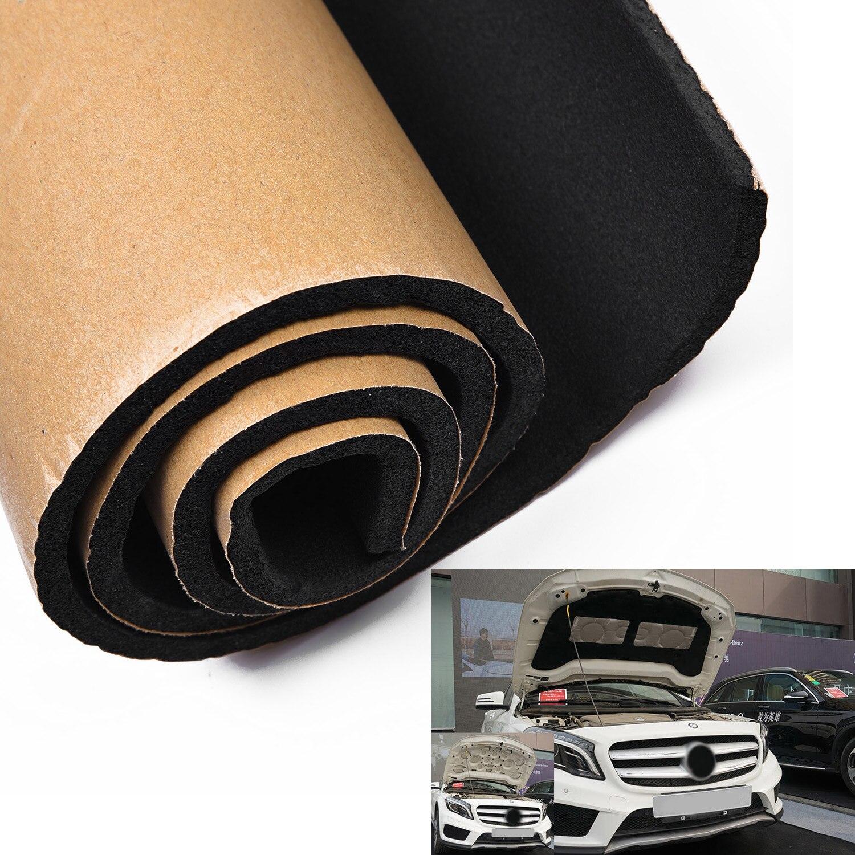 [해외]자동차 차량 지붕 바닥 트렁크 사운드 데드너 교정 단열 매트  30*50 cm/자동차 차량 지붕 바닥 트렁크 사운드 데드너 교정 단열 매트  30*50 cm