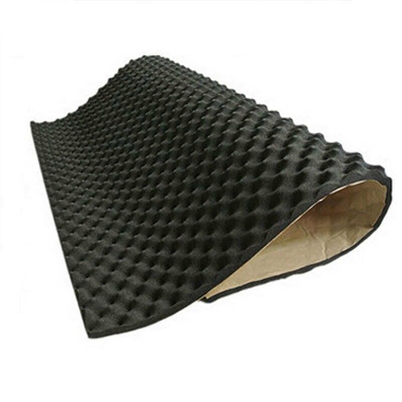 [해외]20MM 자동차 사운드 흡수기 소음 차단 어쿠스틱 댐핑 폼 매트 패드 50X50cm/20MM 자동차 사운드 흡수기 소음 차단 어쿠스틱 댐핑 폼 매트 패드 50X50cm